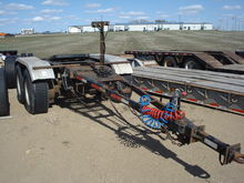 Converter Dolly  Tandem Axle Do