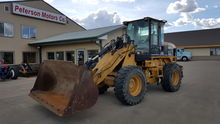 1999 Caterpillar 924G Wheel Loa