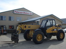 2004 Caterpillar TH460B  Tele/F