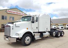 2012KenworthT800Tri AxleSle