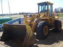 1993John Deere624G Wheel Load