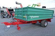 Farmtech Edk 800 3-seiten kippe