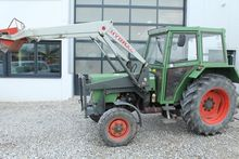 1980 Fendt Farmer 103 LS Turbom