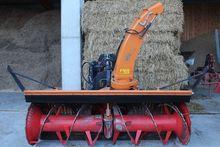 2007 Westa 750/2500 Schneefräse
