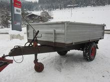 Brantner Kipper 5 Tonnen