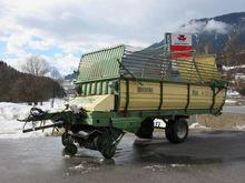1994 Krone Ladewagen Titan 4/32