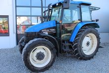 Used 2002 holland TS