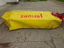 Ziegler HT 254 Heck Scheiben