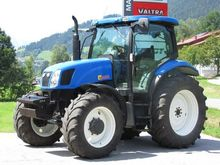 2007 New holland T 6020 + DL 50