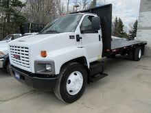 2007 Gmc C7500 diesel with 20 o