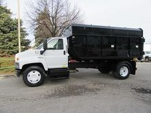 2006 Gmc C7500 diesel with new
