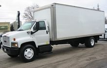 2007 Gmc 7500 diesel with 24 ft