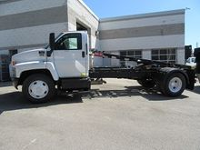 2006 Gmc C-7500 diesel with new