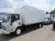 2013 ISUZU NRR Diesel 18ft Box