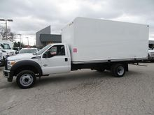 2015 Ford F-550 2wd diesel with