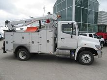 2017 Hino 258 diesel with new s