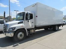 2016 Hino 338 Diesel with 26 ft