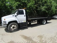 2007 Gmc 7500 diesel with 19 ft