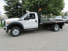 2015 Ford F-550 4x4 Cab & Chass