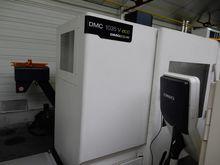 Used 2012 DMG DMC 10