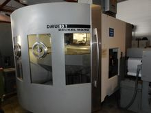 Used 2005 DMG DMU 80