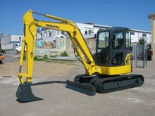 2005 Komatsu PC50MR-2 Mini digg