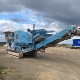 2006 Powerscreen Metrotrak 900