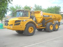 2013 Volvo A30F Articulated Dum