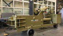Overhauled Cosmo metal baling p