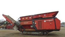 2009 Hammel mobile shredder, ty