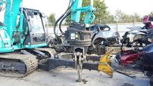 SAS Forks car dismantling grapp