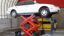 Vehicle lifts and Frames