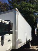 2008 Hino 268 Box Truck(Non-Run