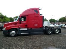 2014 Freightliner Cascadia 125S