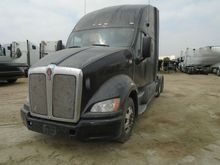 2011 Kenworth T700 Heavy Duty T