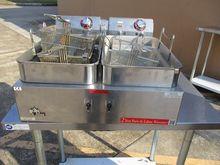 2016 Star 30LB Twin Pot Fryer #