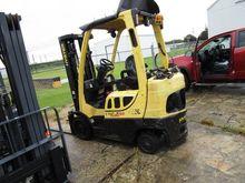 2008 Hyster S50FT Forklift, LPG
