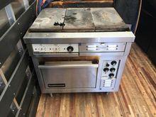 "Toast Master 36"" Electric Range"