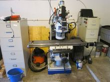 CNC Supra Vertical Knee-Type Mi