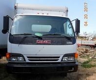 2005 GMC W5500 16' Box Truck (N