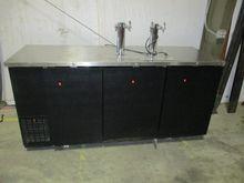 Draft Beer Cooler W/ (2) Double
