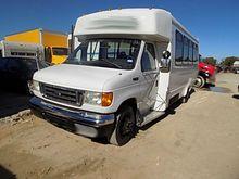 2005 Ford E450 Shuttle Bus #611
