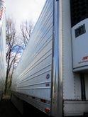 2011 Utility 53x102 Reefer Trai