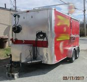 2011 Concession Trailer 19'x7'