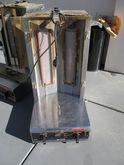 Vertical Broiler W/Infrared Bur
