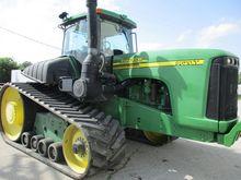 2004 John Deere 9620T Tractor #