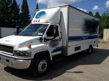 2005 GMC C5500 Tool Truck, V8 6