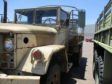 1971 Kaiser M35A2 6X6 2 1/2 Ton