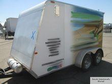 2012 Trail Boss 8'x12' w/TMT300