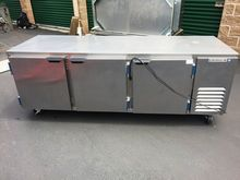 "Beverage Air 93"" Undercounter R"
